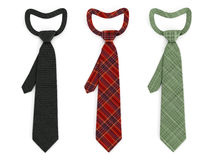 Neckties Stock Photography