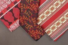 Neckwear - background Royalty Free Stock Images