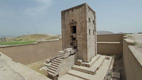 Necrópolis antigua de Naqsh-e Rustam metrajes