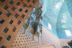 Necrópolis de Mizdakhan Imagens de Stock