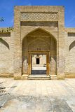 Necrópolis muçulmana antiga em Bukhara, Usbequistão, 16 século, local do patrimônio mundial do UNESCO Fotos de Stock