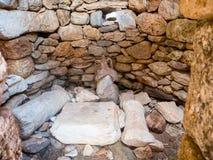 Necromancy of Poseidon in Cape Matapan, Greece royalty free stock image