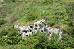 Necropoli di Pantalica, Sicily, Italy Stock Image