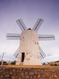 Necropolis de Puig des Molins, Ibiza Royalty Free Stock Image