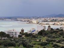 Necropolis de Puig des Molins, Ibiza Royalty Free Stock Images