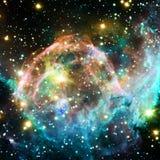 necropolis Elemente dieses Bildes geliefert von der NASA lizenzfreie abbildung