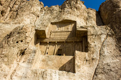 Necropolis Naqsh-e Rustam, Iran Royalty Free Stock Photo