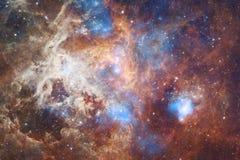 necropolis Weltraumbild, das für Tapete passend ist Elemente dieses Bildes geliefert von der NASA vektor abbildung