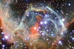 necropolis Weltraumbild, das f?r Tapete passend ist stockbilder