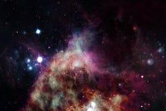 necropolis Weltraumbild, das f?r Tapete passend ist stockfotos