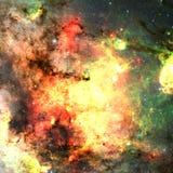 necropool Elementen van dit die beeld door NASA wordt geleverd stock illustratie
