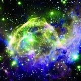 necropool Elementen van dit die beeld door NASA wordt geleverd royalty-vrije illustratie