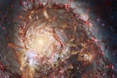 necropool Kosmische ruimtebeeld dat voor behang geschikt is royalty-vrije stock fotografie