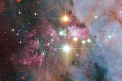 necropool Kosmische ruimtebeeld dat voor behang geschikt is stock illustratie