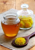 Nectar Of Dandelions. Royalty Free Stock Image