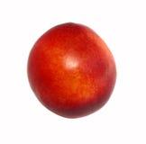 Nectarina madura Imagem de Stock Royalty Free