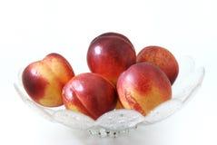 Nectarine. Royalty Free Stock Photo