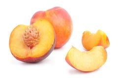 Nectarine Royalty Free Stock Photos