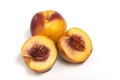 Nectarine stock foto