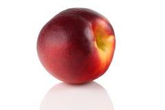 Nectarine. royalty-vrije stock foto