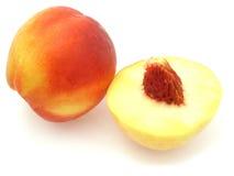 Nectarine Royalty-vrije Stock Afbeelding