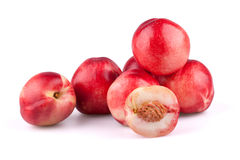 Nectarine Images stock