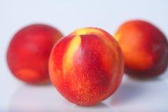 nectarine Photos libres de droits