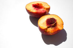 nectarine Image stock