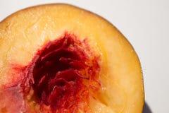 nectarine Images libres de droits