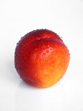 Nectarine fraîche Photos stock