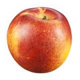 Nectarine. Fruit isolated on white Royalty Free Stock Images