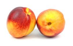Nectarine fruit Stock Photo