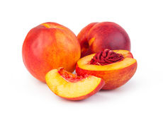 Nectarine fruit Royalty Free Stock Photography