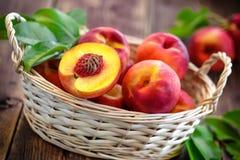 Nectarine Royalty Free Stock Photo