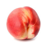 Nectarine isolated Royalty Free Stock Photo
