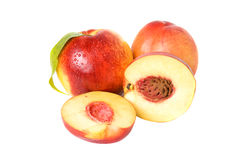 Nectarines Image stock