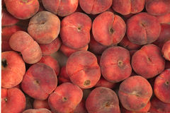 Nectarines. For image backgrounds and food illustrations Royalty Free Stock Photography