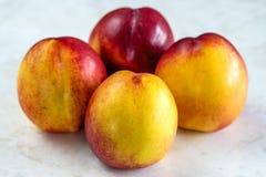 Nectarines Royalty-vrije Stock Fotografie