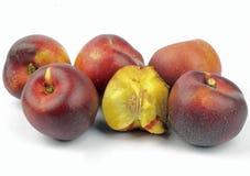 Nectarines Stock Image