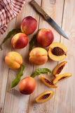 Nectarines Royalty Free Stock Photo