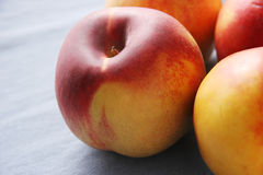 Nectorines. Stock Images