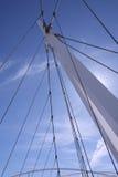 nedanför fartyg bridge för den september för dagen trevligt vatten inställningen Royaltyfria Bilder