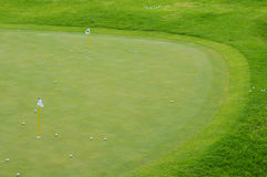 Nedbank Golf  Challenge 2014 Royalty Free Stock Photos