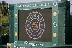 Nedbank milhão competiam 2008 do dólar Fotografia de Stock
