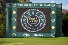 Nedbank millón de torneos 2009 del dólar Fotografía de archivo libre de regalías