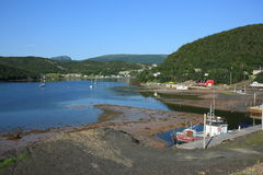 Neddy Harbour in Norris Point Royalty Free Stock Photo