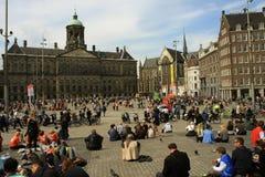 18 08 15 - Nederländerna - Amsterdam Arkivbilder