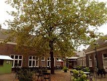 Nederländerna stad av Eindhoven arkivbild