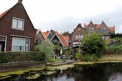 Nederländerna Volendam Arkivfoton