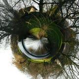 Nederländsk liten värld Arkivfoton